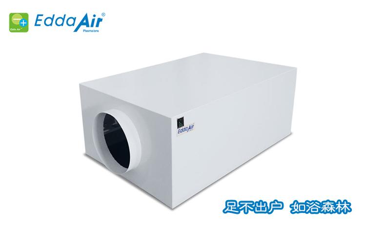 多功能动态空气消毒机在医院家庭中使用