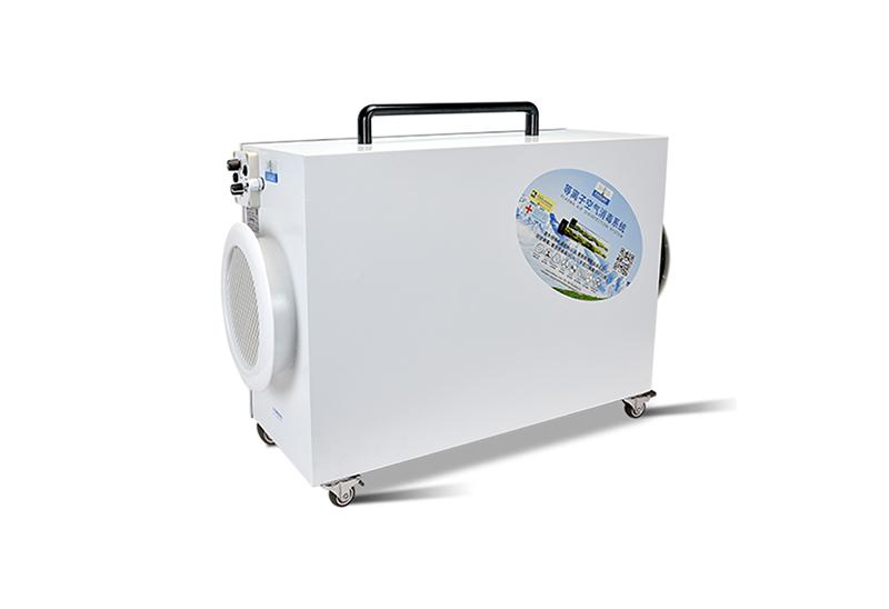 等离子空气消毒机+新风系统