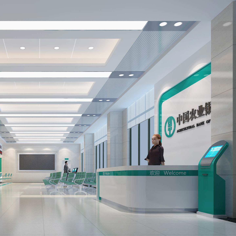 深圳农业银行业务大厅空气净化工程