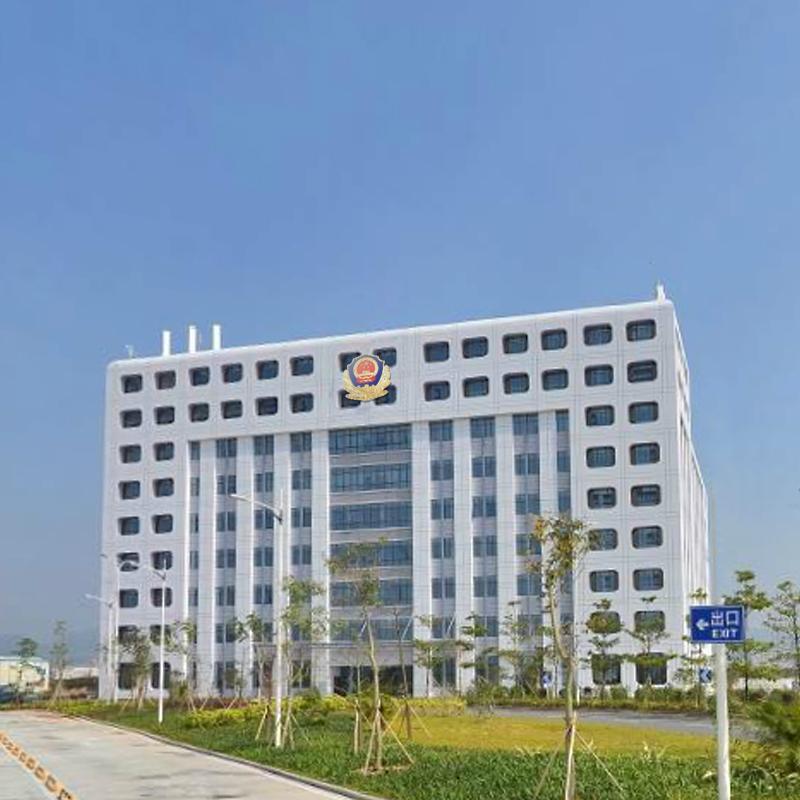 深圳机场公安分局综合办公楼新风系统改造方案