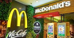 香港地区麦当劳洗手间净化项目进行中