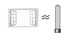 开窗是否会影响装置正常工作?