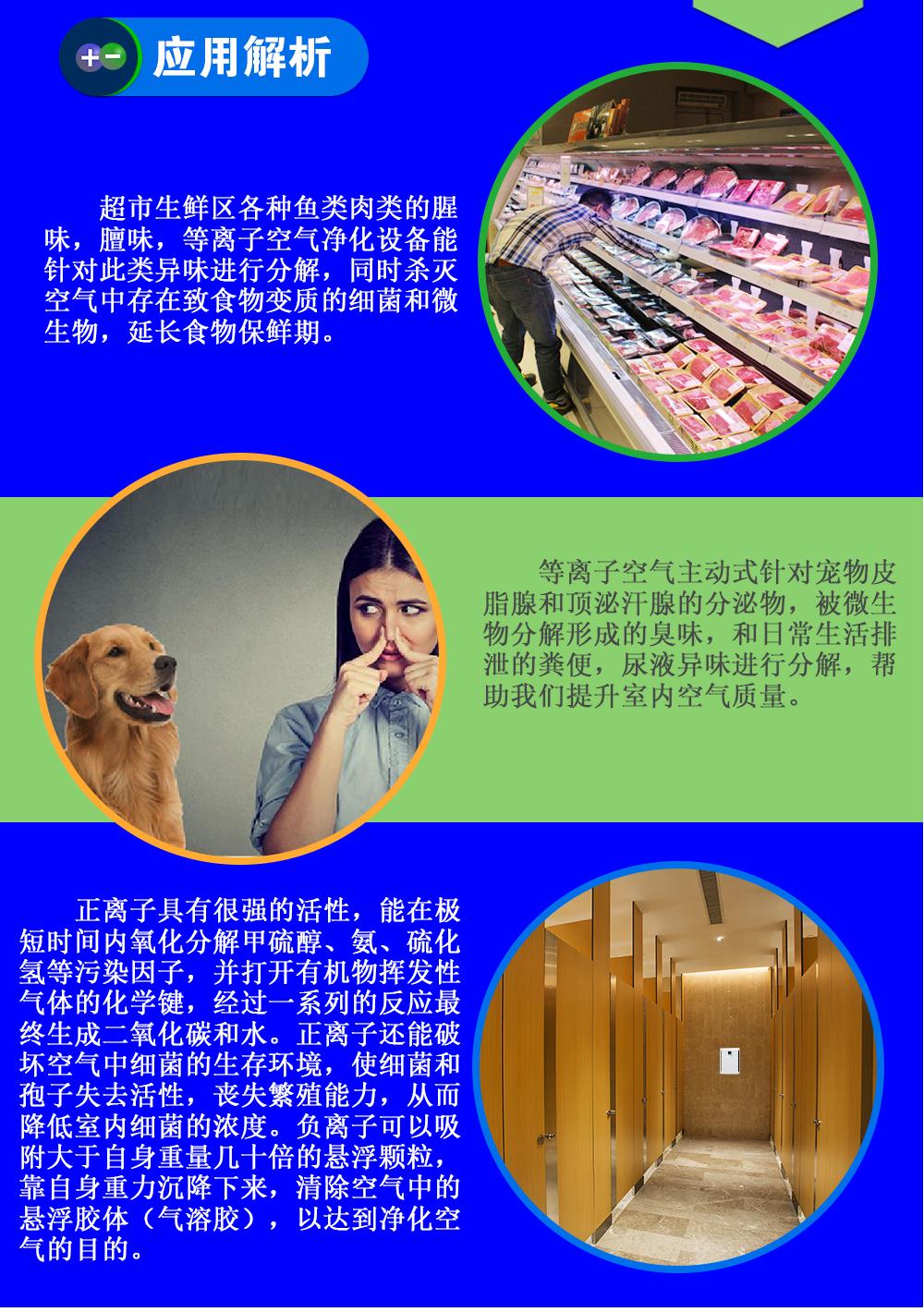 挂式小型空气净化器,洗手间除臭机产品应用于:街市洗卫生,餐饮厕所,酒店客房,养老院,敬老院,医院,宠物店,办公室,公共场所,电梯,洗手间,等娱乐场所