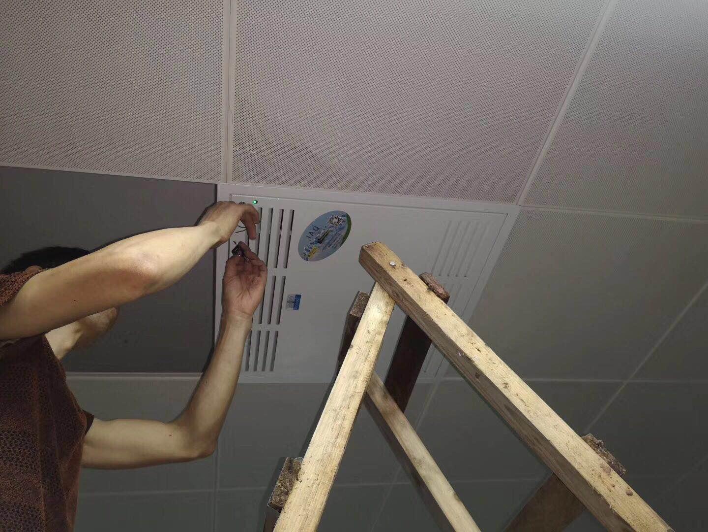 嵌入式空气净化器