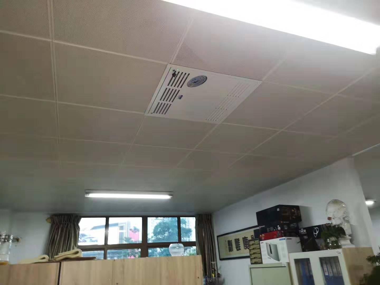 教师办公室空气净化系统